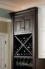 wine rack built in wine rack cabinet kitchen marvelous idea