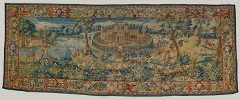 How To Make A Rug Out Of Fabric How Medieval And Renaissance Tapestries Were Made Essay