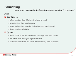 How To Name The Resume Resume Writing Training March 3 Ppt Video Online Download