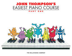 john thompson u0027s easiest piano course part 1 john thompson
