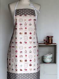 tablier de cuisine original femme tablier femme pâtisseries creacoton