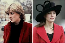 10 undeniable ways kate middleton is exactly like princess diana