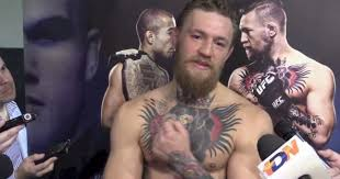 video conor mcgregor talks drunk tattoos and reveals worst pain