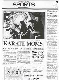 kenpo karate news
