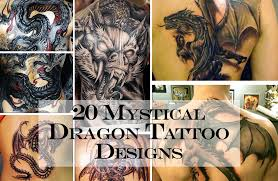 mystical tattoos and their meanings