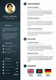 innovative resume templates the best resume templates for 2016 2017 word stagepfe