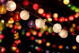 White Paper Lantern String Lights by Paper Lantern Fairy Lights Roselawnlutheran