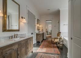 Vintage Bathroom Cabinet Distressed Vintage Bathroom Vanity Design Ideas
