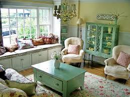 Modren Living Room Decor Cottage Style Rooms Artist Lynn Little - Cottage style interior design ideas