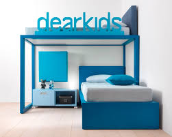 Cool Bunk Beds For Teenage Girls Interesting Teen Bedroom Decoration Using White Wood Storage