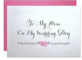 wedding card from groom to wedding card for of the groom to my gift on