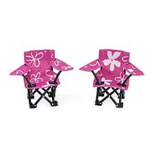 Camping Chair Accessories Amazon Com 18 Inch Doll Accessories Awesome Pink And White