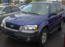 Ford Escape Horsepower - file u002706 ford escape xlt 4wd sterling ford jpg wikimedia commons