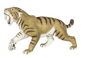 amazon com safari ltd wild safari smilodon toys u0026 games