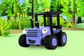 bob builder trix