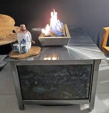 impact fire table stainless steel outdoor gas fire pit made in