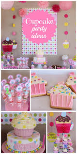 creative cupcake decorating ideas for birthday party home design