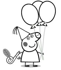 peppa pig coloring peppa pig coloring pages kids peppa