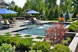 Pool Landscape Pictures by Pool Landscape Design