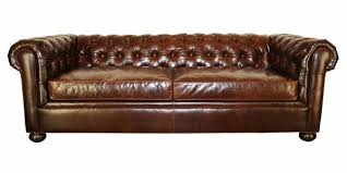 Chesterfield Tufted Leather Sofa Chesterfield Leather Sofa With Chesterfield Style Tufted
