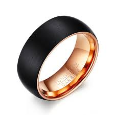 wedding bands for men gold tungsten wedding band men tungsten ring