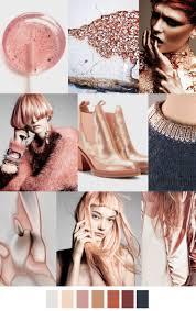 2017 fashion color 2017 colors treds rose gold tendencia pinterest rose rose