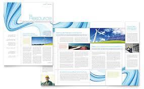 newsletter template powerpoint 22 microsoft newsletter templates
