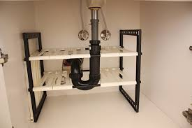 under bathroom sink storage bathroom under sink storage ideas coryc me