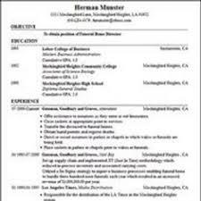 free resume builders resume builder resume templates