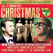 temptations christmas album ultimate christmas album volume 1 cd 1995 collectables records