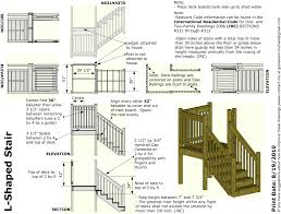 stair construction guide for bayou area habitat for humanity