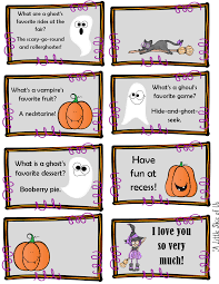 halloween seek and find printables free printable halloween lunch box notes