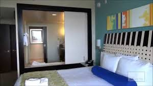 bay lake tower one bedroom villa disney vacation club youtube