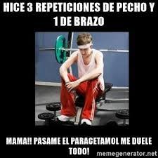 Memes De Gym En Espa Ol - huehuehue gino gym memes en español facebook