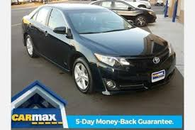 toyota san jose used cars used toyota camry hybrid for sale in san jose ca edmunds