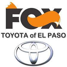 toyota of fox toyota of el paso youtube