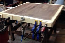 making a wood table woodworking simple table making txrx labs