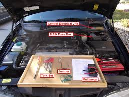 diy 1998 volvo v70 fuel system troubleshooting tips