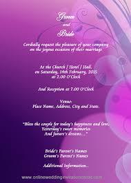 Design Wedding Cards Online Free Make Invitation Cards Online Free Festival Tech Com