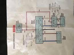 autoloc power window kit wiring diagram wiring diagram and