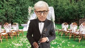 woody allen was booked to perform at ousted amazon chief u0027s