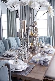 Transitional Dining Room Transitional Dining Room Dc From Our Fall Winter Entertaining Guide Neutral Tones With Pops