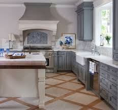 Wood Stained Cabinets Are Those Paint Grade Cabinets Painted Gray Or Wood Cabinets Stained G