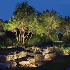 Moonlighting Landscape Lighting Top 5 Backyard Lighting Trends