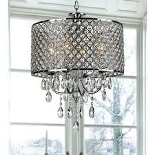 Extend A Finish Chandelier Cleaner Antique Black 4 Light Round Crystal Chandelier Free Shipping