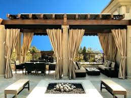 Outdoor Bamboo Shades For Patio by Patio Oasis Patio Sun Shade For Large Openings Outdoor Patio