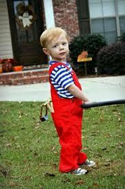 Chucky Halloween Costume Toddler Chucky Baby Costume Costume Works Halloween Costume Contest