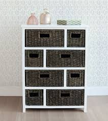 Wicker Bathroom Storage by Over The Toilet Ladder Shelf Tags Bathroom Over The Toilet