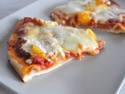 cuisine sucré salé recette pizza sucré salé pêche poulet et morbier cuisinez pizza