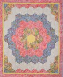 grandmother u0027s flower garden quilt simple quilting tips nancy
